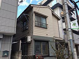 東京都府中市栄町2丁目の賃貸アパートの外観