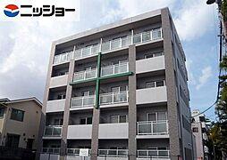 PARK FRONT NAKAMURA[4階]の外観
