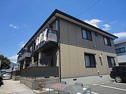 広島県廿日市市桜尾3の賃貸アパートの外観