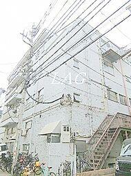 旭マンション[4階]の外観