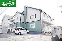 近鉄鳥羽線 宇治山田駅 徒歩14分の賃貸アパート