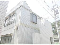 東京都杉並区天沼1の賃貸アパートの外観