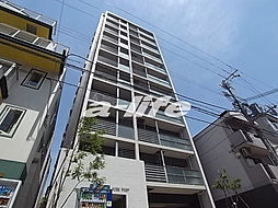 アルファレガロ神戸WEST[406号室]の外観