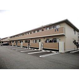 静岡県伊豆の国市寺家の賃貸アパートの外観