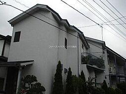 東京都小金井市東町1丁目の賃貸アパートの外観
