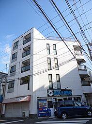 千葉県千葉市美浜区稲毛海岸4の賃貸マンションの外観
