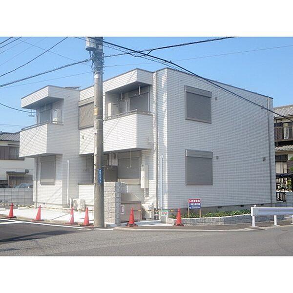 RO Kurosunadai(ロークロスナダイ)[101号室]の外観