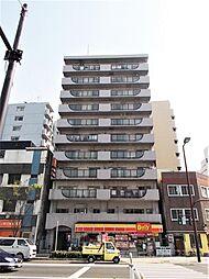フローライト桜川[4階]の外観
