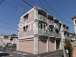 岡山県岡山市北区寿町の賃貸マンションの外観