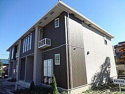 愛知県名古屋市守山区森孝3丁目の賃貸アパートの外観