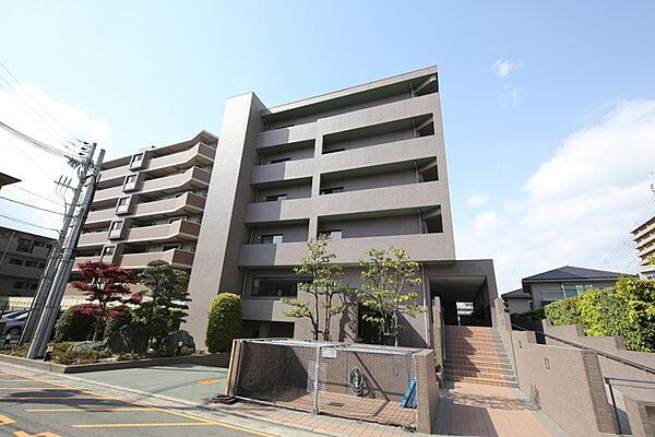 兵庫県西宮市門戸荘の賃貸マンションの画像