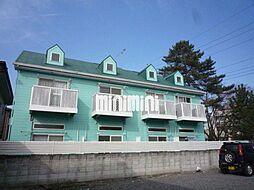 フラット岩崎[2階]の外観
