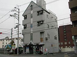 奈良県奈良市富雄元町2丁目の賃貸マンションの外観