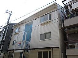 大阪府寝屋川市萱島東2丁目の賃貸アパートの外観