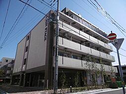 兵庫県西宮市里中町3丁目の賃貸マンションの外観