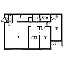 二十四軒駅 12.1万円