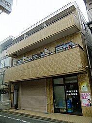 KIマンション[3階]の外観