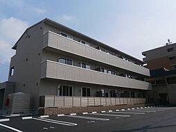 サニープレイス鶴崎[2階]の外観