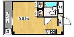コーポタマ[2階]の間取り