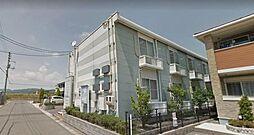 広島県福山市南今津町の賃貸アパートの外観