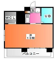 第三サカモトビル[3階]の間取り