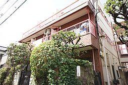 東京都中野区上高田4丁目の賃貸マンションの外観