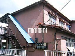 中野アパート[2階]の外観