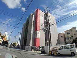 沖縄県沖縄市中央3丁目の賃貸マンションの外観