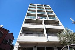 愛知県名古屋市中川区西日置1丁目の賃貸マンションの外観