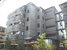 ヴィレヂ・ハピネスA棟[4階]の外観