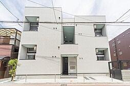 プランドール博多[2階]の外観