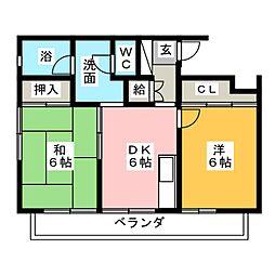 近鉄蟹江駅 5.3万円