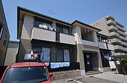 広島県広島市西区井口5丁目の賃貸アパートの外観