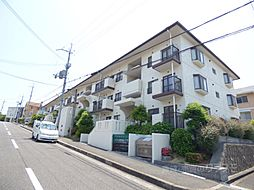 大阪府富田林市小金台1丁目の賃貸マンションの外観