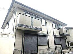 セジュール中仙道[1階]の外観