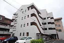 埼玉県越谷市赤山町2丁目の賃貸マンションの外観