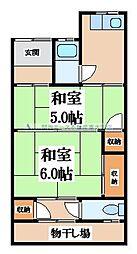 [テラスハウス] 大阪府大東市三箇5丁目 の賃貸【/】の間取り