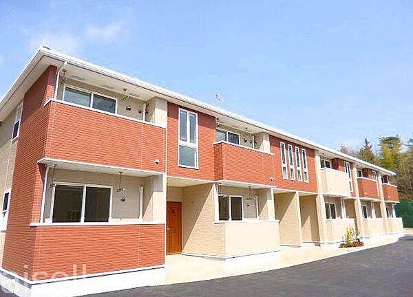 広島県廿日市市大野の賃貸アパート