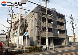 愛知県名古屋市守山区天子田1丁目の賃貸マンションの外観
