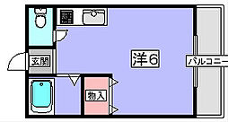 シャンティー家具[2階]の間取り