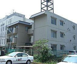 京都府京都市右京区嵯峨広沢南野町の賃貸マンションの外観