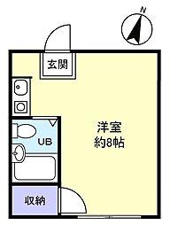 AIビル[3階]の間取り