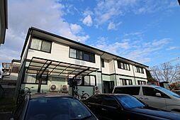 兵庫県神戸市垂水区西舞子7丁目の賃貸アパートの外観