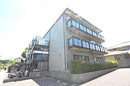 ハーモニーマンションC棟[1階]の外観