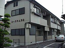 カーサキムラ2[201号室]の外観
