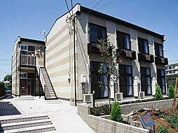 埼玉県さいたま市北区日進町の賃貸アパートの外観