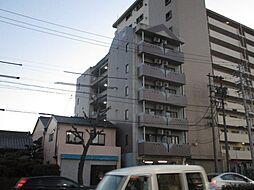 愛知県名古屋市港区津金2丁目の賃貸マンションの外観