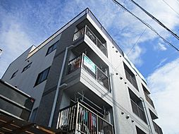 大阪府寝屋川市昭栄町の賃貸マンションの外観