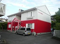サンハイツ富士見A[201号室]の外観