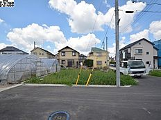 8号地 現地写真 小平市仲町